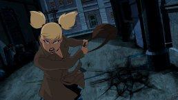 Harley Quinn-Back Off, Bub!