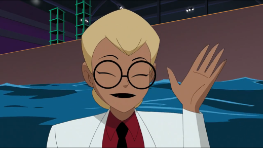 Harley Quinn-Goodnight, Everybody!