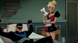 Harley Quinn-Nobody Wants A Former Criminal!