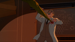 Harold Goldblum-Fatally Hit!