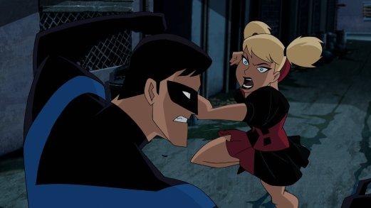 Nightwing-Back Alley Brawl!