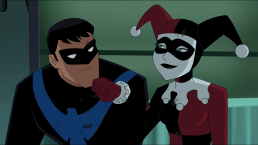 Nightwing-We're Good, Harley!