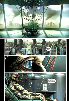 Dynamite's RoboCop #1-I'm Starting To Remember!