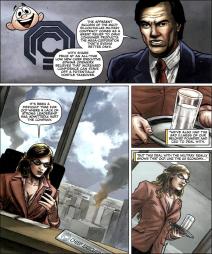 Dynamite's RoboCop #1-Meet The New Head Of OCP!