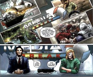 Dynamite's RoboCop #1-Welcome To Media Break!