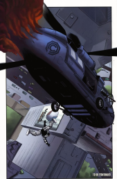 Dynamite's RoboCop #2-Falling Fast!
