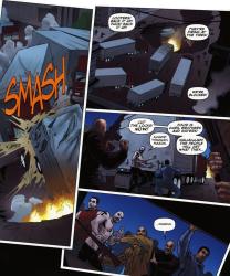 Dynamite's RoboCop #2-It's Our Ambush!