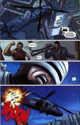 Dynamite's RoboCop #2-We're Under Attack!