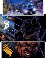 Dynamite's RoboCop #3-A Witness To OCP's Dark Dealings!
