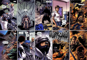 Dynamite's RoboCop #3-Closing Out A Penultimate Revolution!