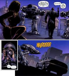Dynamite's RoboCop #3-Confirmed Deal!