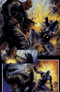Dynamite's RoboCop #3-You're Down For The Count!