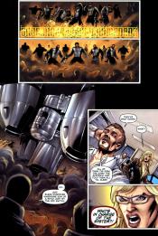 Dynamite's RoboCop #4-A Miracle Saving!
