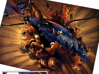 Dynamite's RoboCop #4-A Non-Enemy's Destruction!