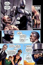 Dynamite's RoboCop #4-A Tempting Offer!