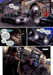Dynamite's RoboCop #4-An Alternate Way To Share The Truth!