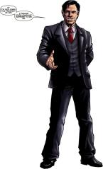 Dynamite's RoboCop #4-Dick Jones Is Here!