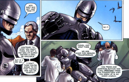 Dynamite's RoboCop #4-Let's Begin!
