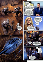 Dynamite's RoboCop #4-Local Coverage!