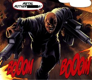 Dynamite's RoboCop #4-Mason's Coming For Ya!