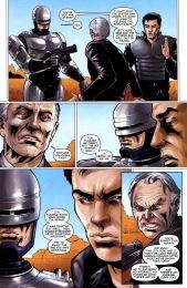 Dynamite's RoboCop #4-Offer Declined!