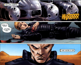 Dynamite's RoboCop #4-You Know Who You Really Are, Murphy!