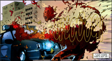 Dynamite's RoboCop #5-A Mental Image From The First Film!