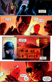 Dynamite's RoboCop #5-Preparation From The Past!