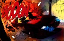 Dynamite's RoboCop #5-We're Hit!