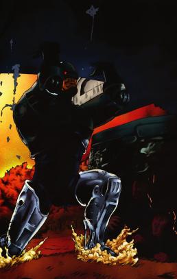 Dynamite's RoboCop #6-Help Has Arrived!