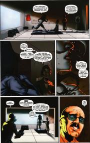 Dynamite's RoboCop #6-Interruptions During Exercises!