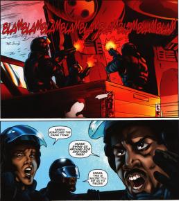 Dynamite's RoboCop #6-It's Not Working!