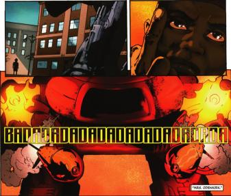 Dynamite's RoboCop #6-Not Even Children Are Safe!