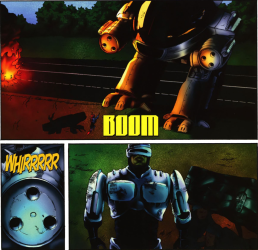 Dynamite's RoboCop #6-Stay Away From Them!