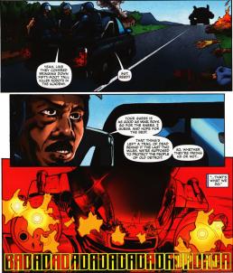 Dynamite's RoboCop #6-We're Going In!