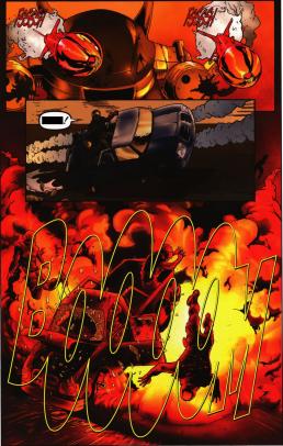 Dynamite's RoboCop #6-We're Hit!