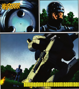 Dynamite's RoboCop #6-You're Not Important!