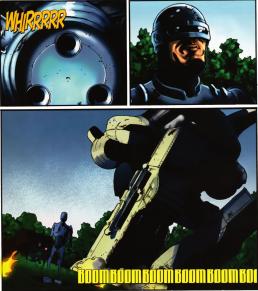 Dynamite's RoboCop #6-You're Not Important!