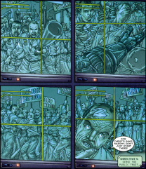 Frank Miller's RoboCop #2-A Past Rebellion!