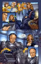 Frank Miller's RoboCop #2-We Need To Talk, RoboCop!