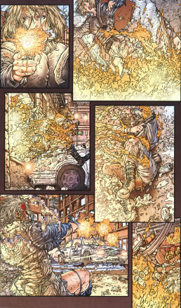 Frank Miller's RoboCop #3-Anne's Personal Ring Of Fire!