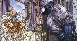 Frank Miller's RoboCop #3-Confronting Murder!