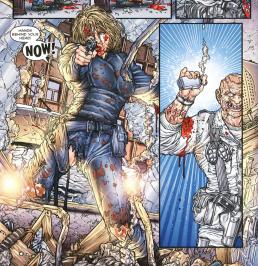 Frank Miller's RoboCop #3-Official Stand-Off!