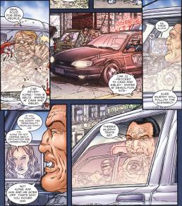 Frank Miller's RoboCop #3-The Trap Is Set!