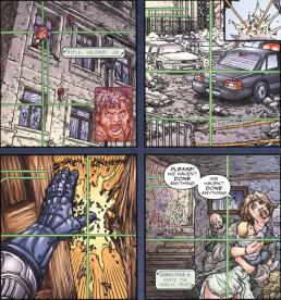 Frank Miller's RoboCop #3-Trouble's Brewing!