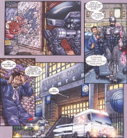 Frank Miller's RoboCop #4-That Was Less Than Stellar!