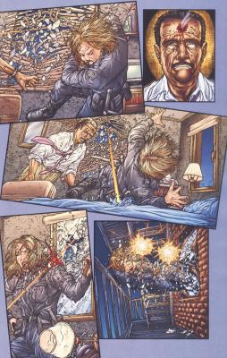 Frank Miller's RoboCop #4-Under Attack!