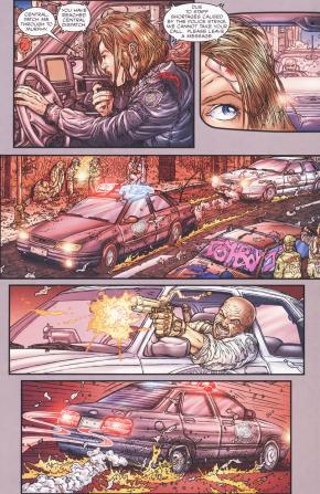 Frank Miller's RoboCop #5-Anne Under Fire!