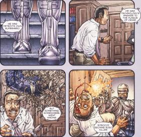 Frank Miller's RoboCop #5-Fake News!