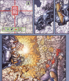 Frank Miller's RoboCop #5-Lethal With A Bullet!
